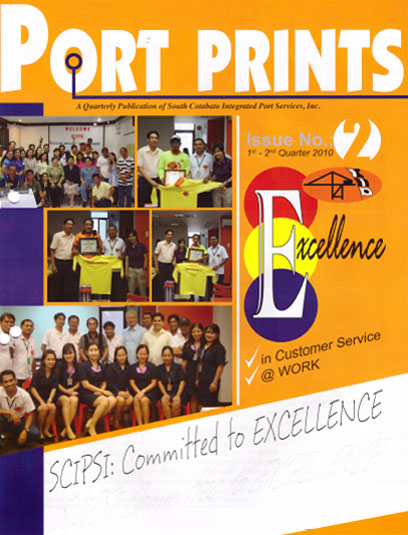 Issue No. 2 (1st - 2nd Quarter 2010)