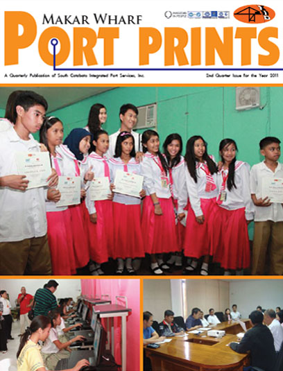 2nd Quarter Issue (Year 2011)