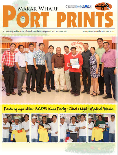 4th Quarter Issue (Year 2011)